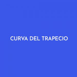CURVA DEL TRAPECIO